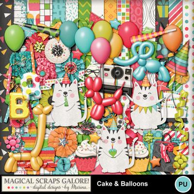 Cake-_-balloons-1