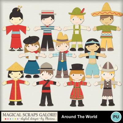 Around-the-world-dolls
