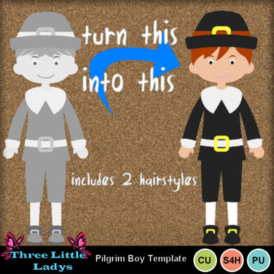 Pilgrim_boy_template-tll