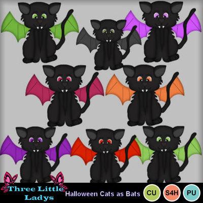 Halloween_cats_as_bats-tll