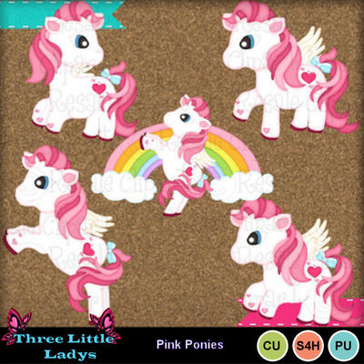 Pink_ponies-tll