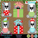 Christmas_huskies-tll_small