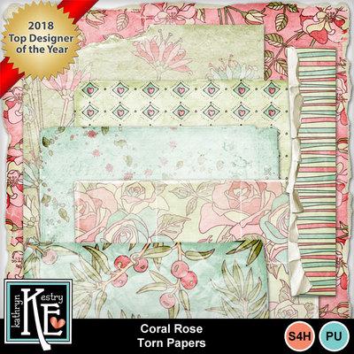 Coralrosetornpapers01