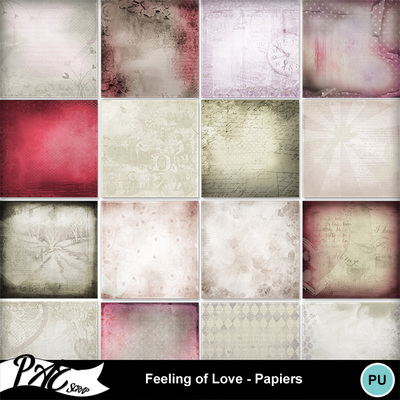 Patsscrap_feeling_of_love_pv_papiers