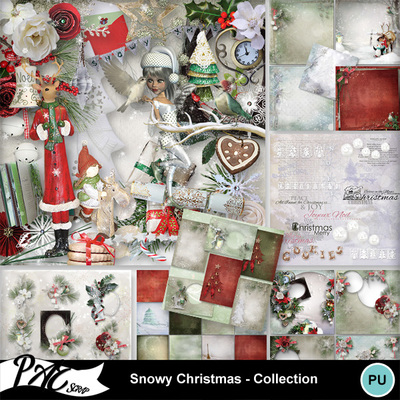 Patsscrap_snowy_christmas_pv_collection