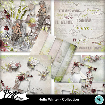 Patsscrap_hello_winter_pv_collection