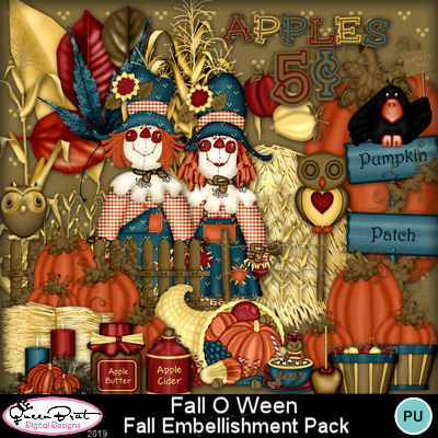 Falloweenfallembellishmentpack1