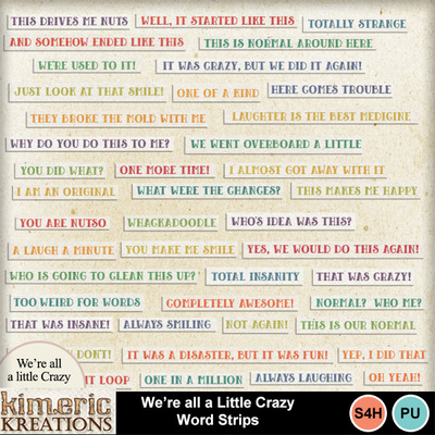 All_a_little_crazy_word_strips