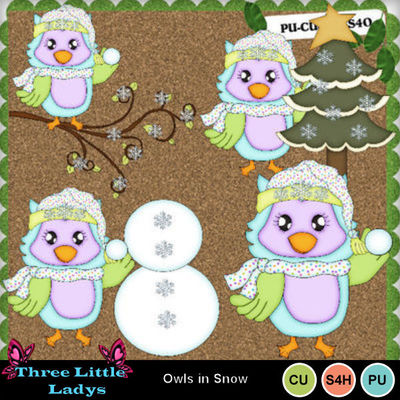 Owls_in_snow-tll