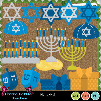 Hanukkah-tll