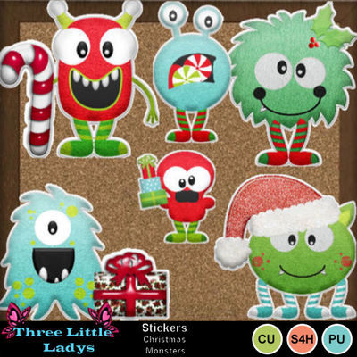 Stickers_christmas_monsters-tll