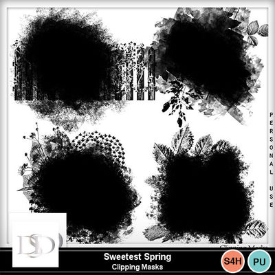 Dsd_sweetestspring_masks