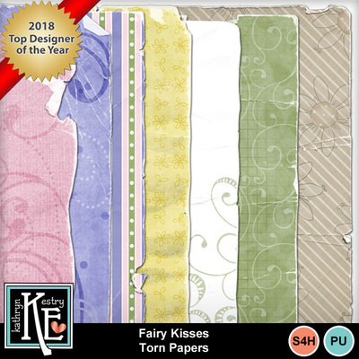 Fairykissestornpapers