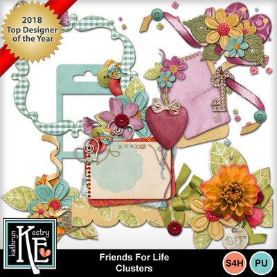 Friendsforlifeclusters01