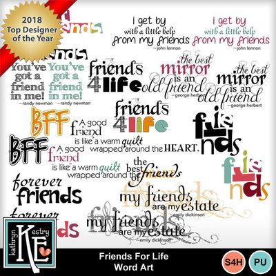 Friendsforlifewordart01