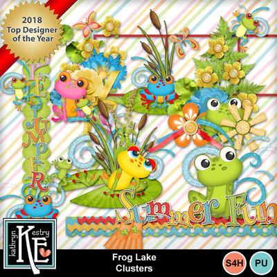 Froglakeclusters1