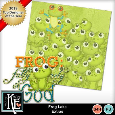 Froglakepaperwordart