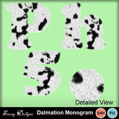 Dalmationmono