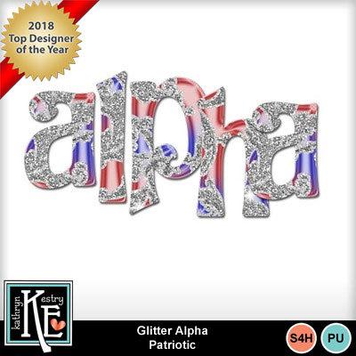 Glitter-al-patriotic