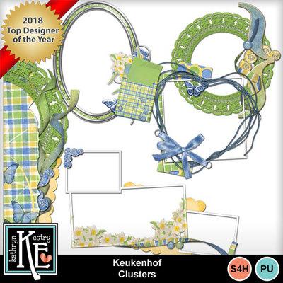 Keukenhof-clusters