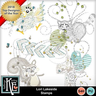 Lorilakesidestamps