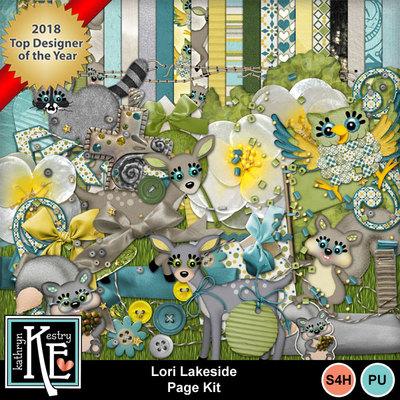 Lorilakesidekit