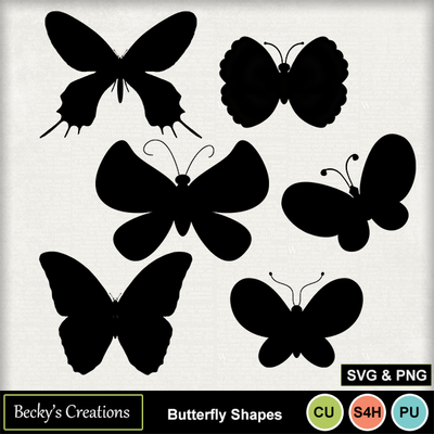 Butterfly_shapes