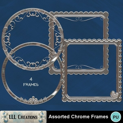 Assorted_chrome_frames_-_01