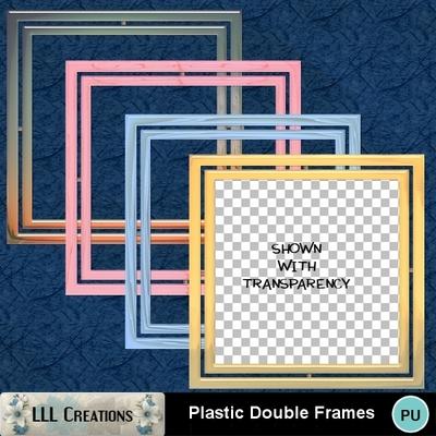 Plastic_double_frames_-_01