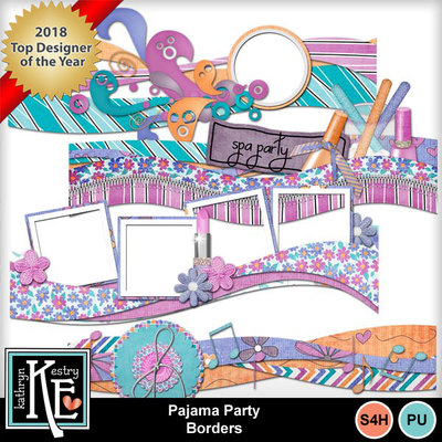 Pajamapartyborders01