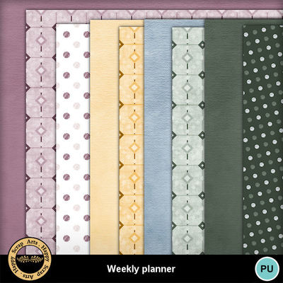 Weeklyplannerpapers