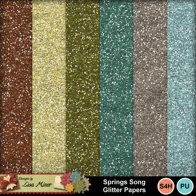 Springssongglitters