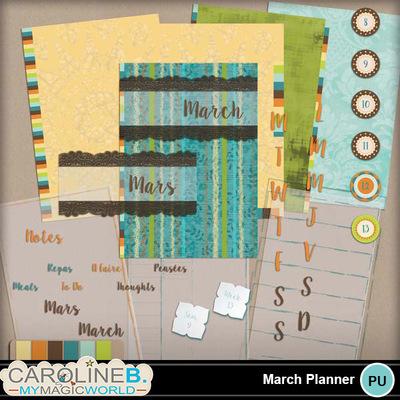 March-a4-planner-diy_1