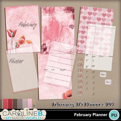 February-a5-planner-diy_1
