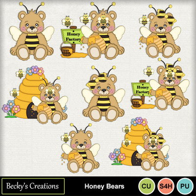 Honey_bears