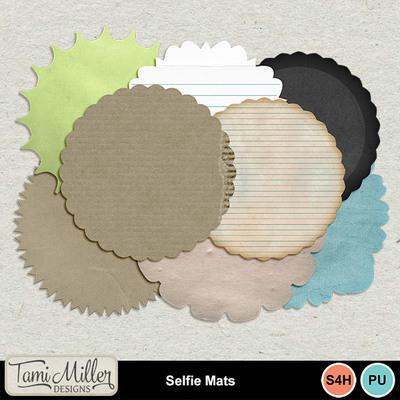 Selfie-mats