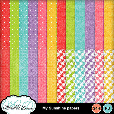 My_sunshine_papers_01