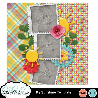 My_sunshine_template_03