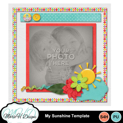 My_sunshine_template_05