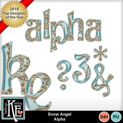 Snowangel-alpha