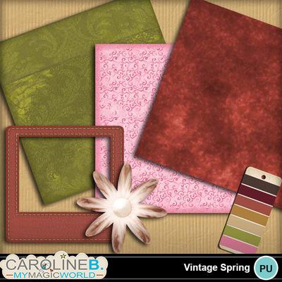 Vintage-spring