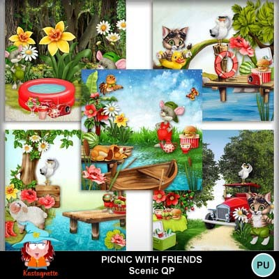 Kastagnette_picnicwithfriends_scenicqp_pv