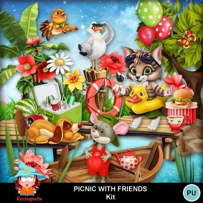 Kastagnette_picnicwithfriends_pv