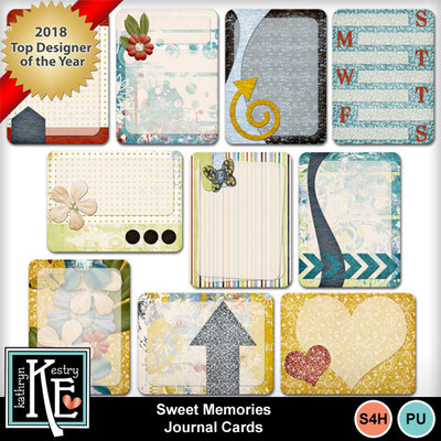 Sweetmemoriesjournalcards