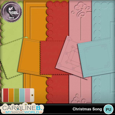 Christmas-song-embossed-papers_1