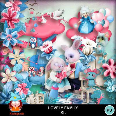 Kastagnette_lovelyfamily_pv