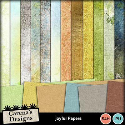Joyful-papers