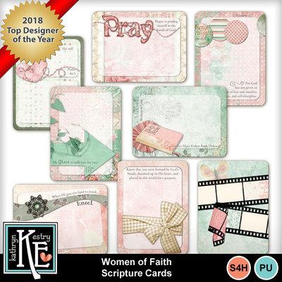 Womenoffaithscripturecards0