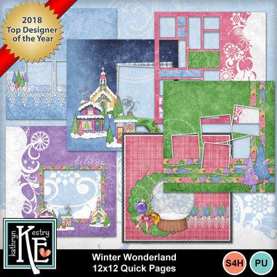 Winterwonderland12x12