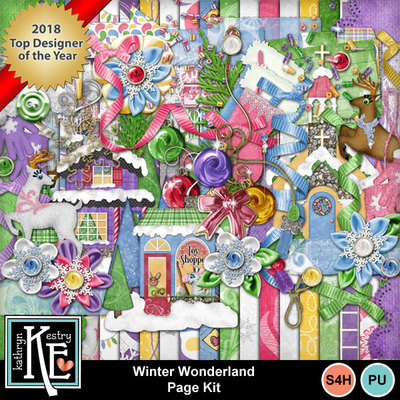 Winterwonderland-kit